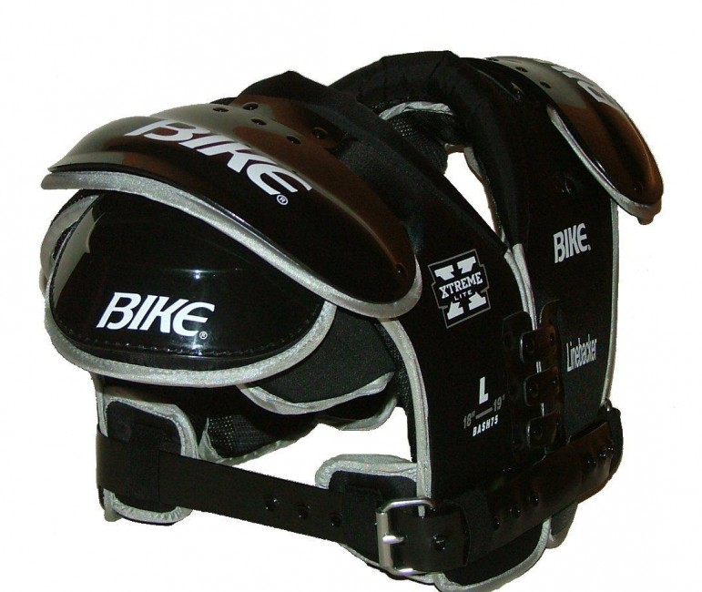 Bike Xtreme Lite Youth Shoulder Pads Bike Xtreme Lite BIKE Xtreme