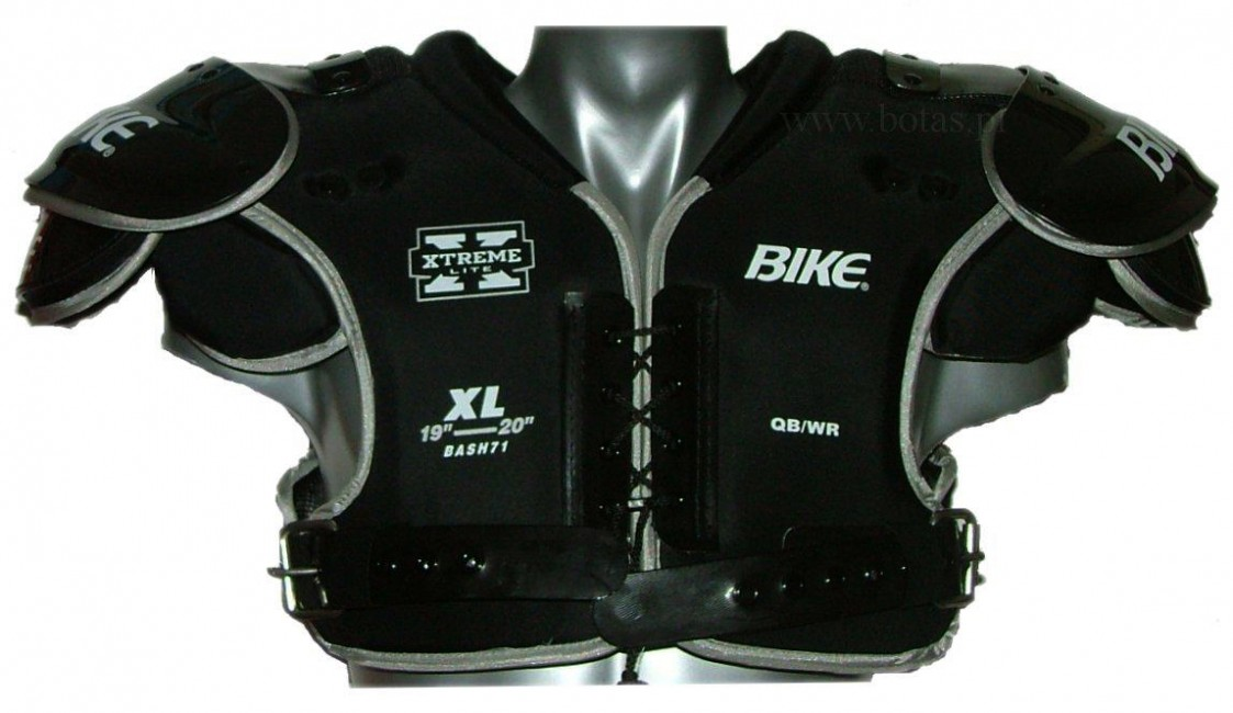 Bike Xtreme Lite Adult Football Shoulder Pads Bike Xtreme Lite QB WR Adult