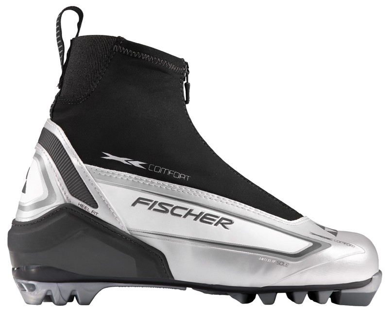Boots Fischer Xc Comfort Silver Nordic Skiing Boots