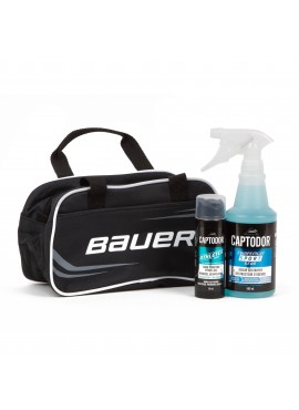 Sports set - Bauer cosmetic bag - hydrogel - fragrance remover