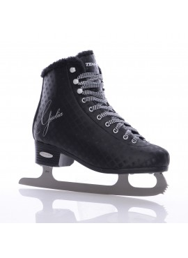 Tempish Giulia Black Plus figure skates