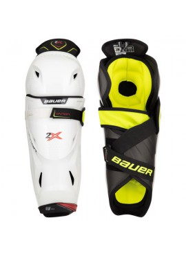 Bauer Vapor 2X Jr. hockey shin guards