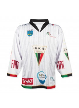 A replica of the GKS Tychy match shirt