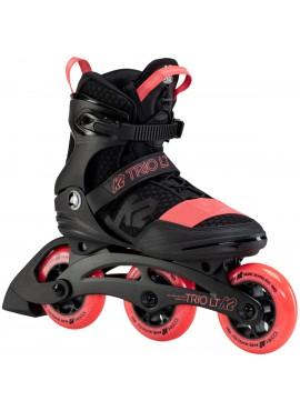 K2 Trio LT 100 W '21 fitness inline skates