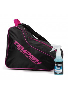 Sports set - Roller bag / Skates Tempish + Scent freshener Captodor
