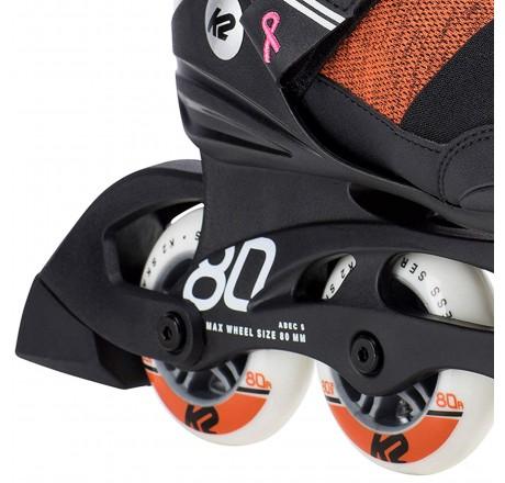 94c0cf69d Rolki fitness K2 Alexis 80 Boa '19 | Woman | Sklep z rolkami Sportrebel