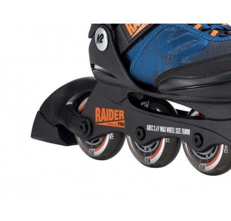 Regulated rollers K2 Raider Pro '19