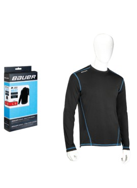 Bauer Basics LS Top Yth