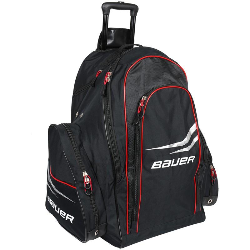 Bauer S14 Premium Large Wheel Backpack   Hockey bags ...