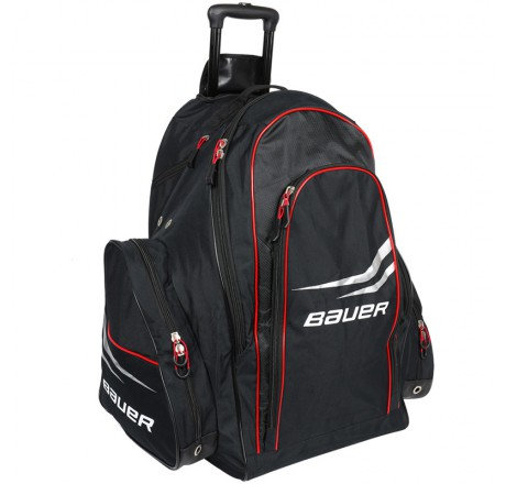 Bauer S14 Premium Large Wheel Backpack Hockey Bags