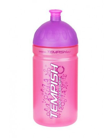 Tempish Sport Bottle 500ml with Stopper and Cap