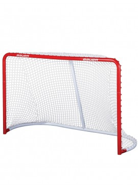 Bauer Official Performance Steel Hockey Goal 72