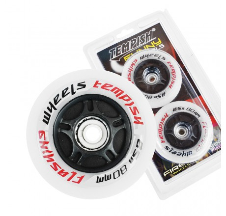 Tempish Flashing 80x24 85A Wheels