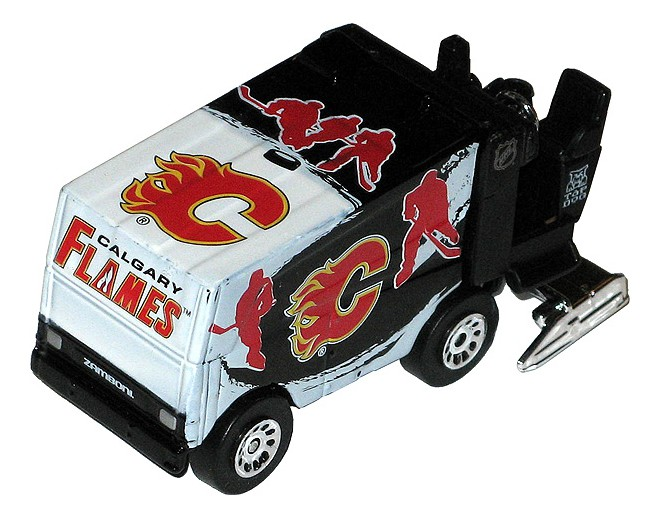 Zamboni For Sale >> NHL Stanley Cup Champions Zamboni | Figures | Hockey shop ...