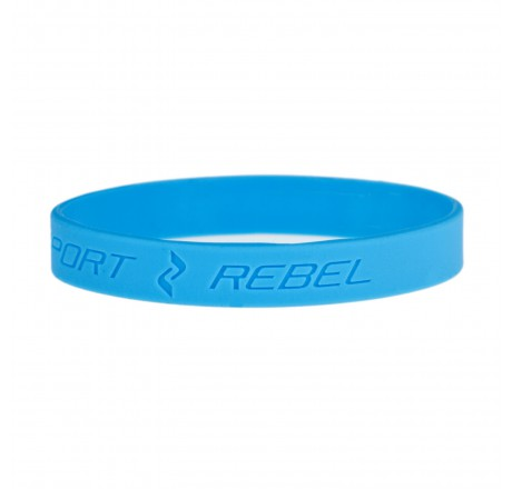 Silicon wristband Sportrebel I Play Hockey