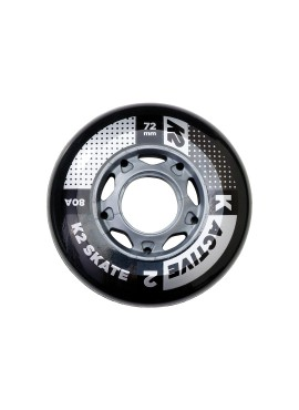 K2 Active 80A wheels with ILQ 5 bearings