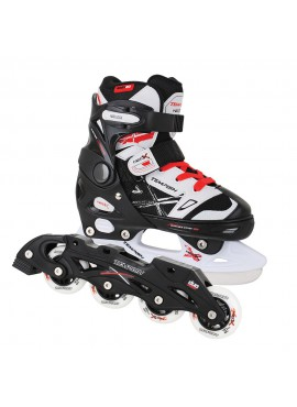 TEMPISH Neo-X Duo Adjustable Inline / Ice Skates