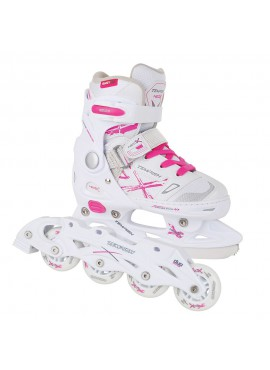 TEMPISH Neo-X Duo Lady Adjustable Inline / Ice Skates