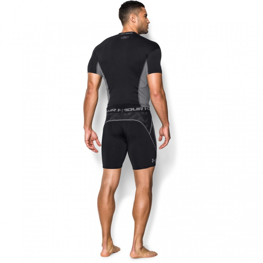 Men's Under Armour HeatGear ArmourVent Compression Shorts ... Compression Shorts For Men Under Armour