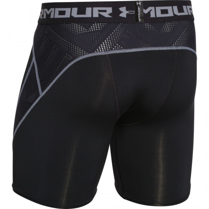Mens Under Armour HeatGear ArmourVent Compression ShortsUnder Armour Compression Shorts Men