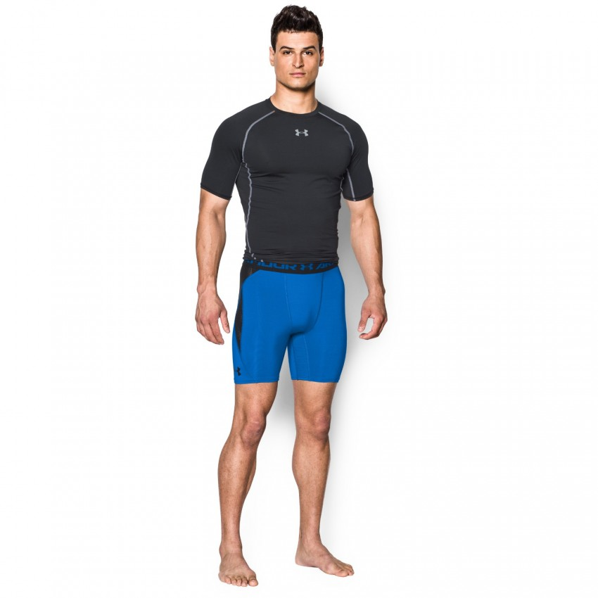 Men's Under Armour HeatGear ArmourVent Compression Shorts ... Men S Under Armour Compression Shorts