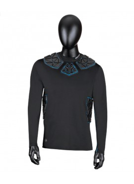 Bauer NG Elite Padded Goalie LS Base Layer Top