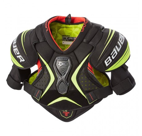 Bauer Vapor 2X Jr. Shoulder Pads