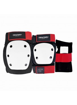TEMPISH Downhill set of knee, elbow and wrist protectors