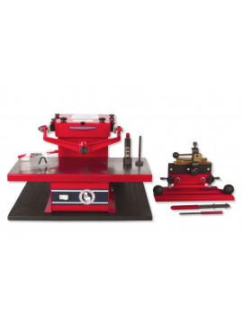 Portable sharpening machine, model SPB850 + SH2000