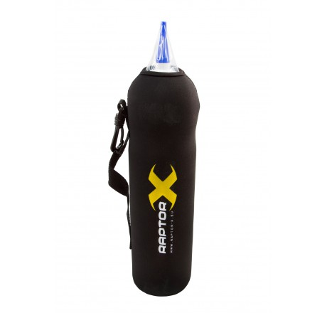 RaptorX Cover thermal water bottle