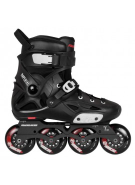 Rolki Powerslide Imperial One 80 Crimson