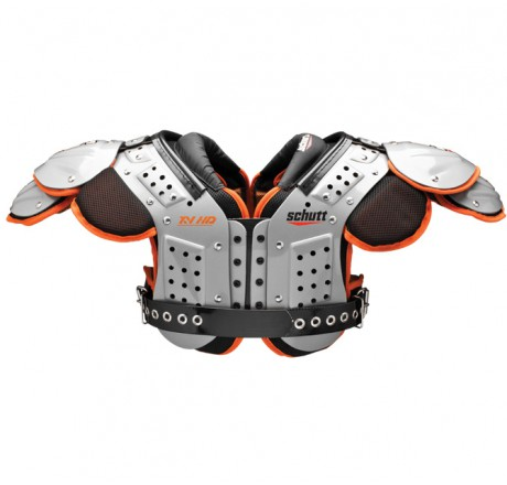 Schutt XV HD Adult Football Shoulder Pads - All-Purpose
