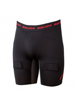 Bauer Underwear Compression Groin Short  Sr