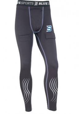 Compression pant with cup Junior Small