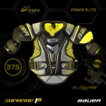 Bauer Supreme 1S Senior Shoulder Pads