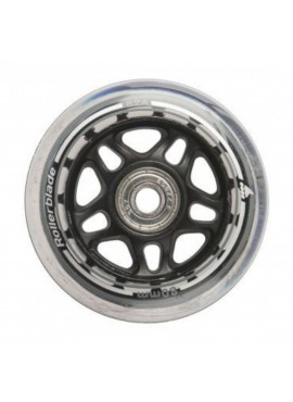 Wheels with Rollerblade 82A + SG7 bearings
