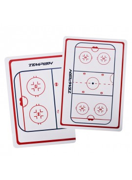 Tablica trenerska TEMPISH Ice Hockey 36x25 cm