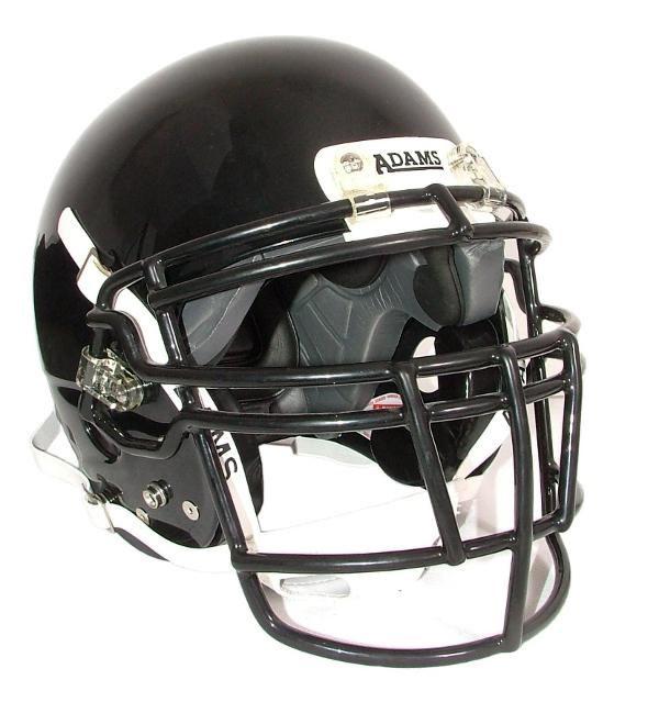 adams a 4 adult football helmet