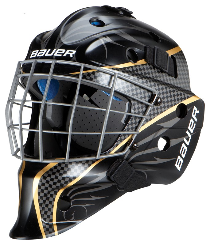 how to make your goalie mask more protective