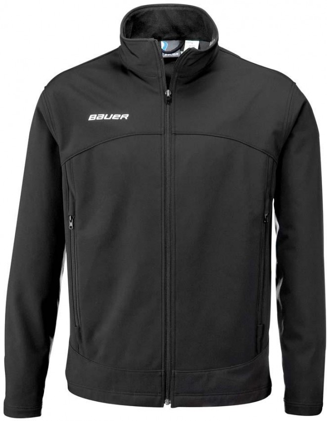 Bauer Team Soft Shell Jacket Sr Jackets Clothes Shop