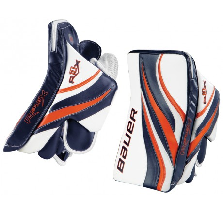 Bauer Re-Flex RX10 Pro Goalie Blocker | Goalie Equipment Outlet