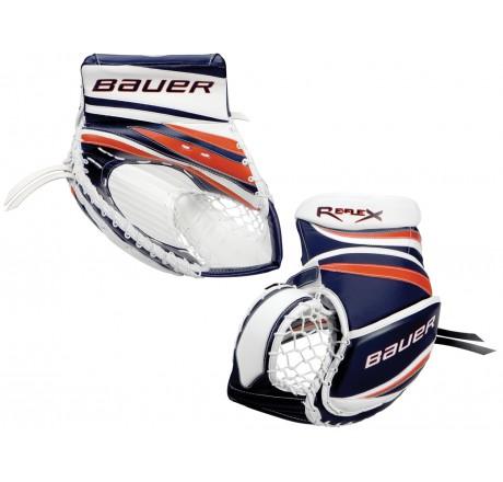 Bauer Re-Flex RX10 Pro Goalie Glove | Senior Goalie Gloves