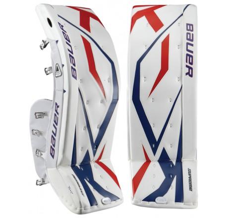 Bauer Supreme One100 Pro Goalie Leg Pads | Senior Leg Pads | Hockey