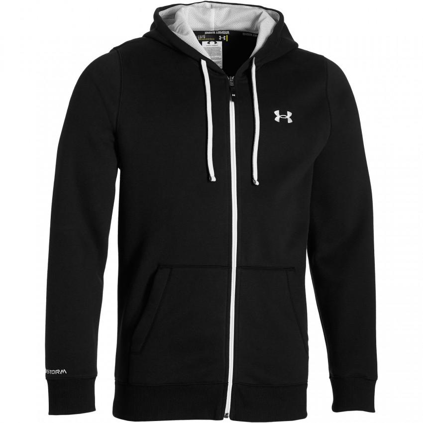 Under armour zip hoodie