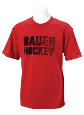 Bauer short sleeve Hockey '13 Yth Shirt