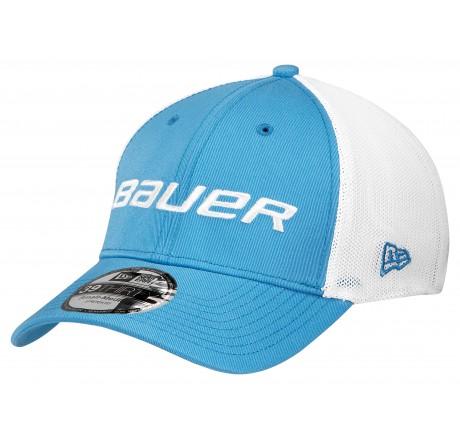Bauer New Era 39Thirty® Stretch Flex Mesh Back Cap Sr  035f8a30ab40