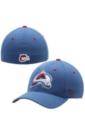 Zephyr Red Breakaway Flex Hat