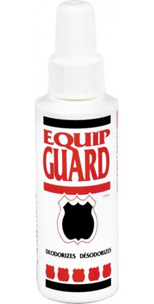 Deodorant for hockey equipment sidelines Equip Guard