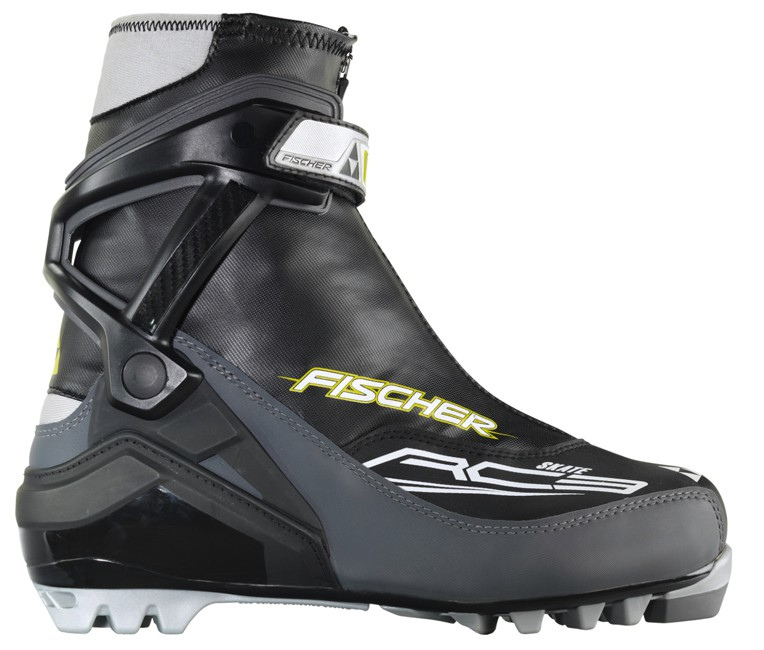 Boots Fischer Rc3 Skating Nordic Skiing Boots Skiing