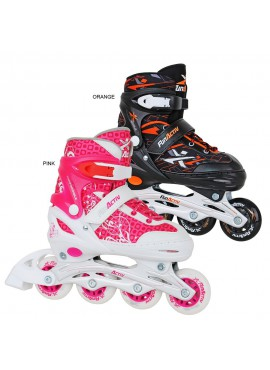 Fun Active So Good adjustable roller skates